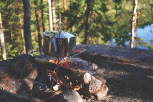 Hilft ein Campingurlaub, wenn der Sohn abrutscht?