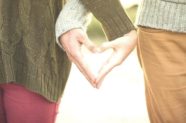 Verliebt in Einzelgänger.